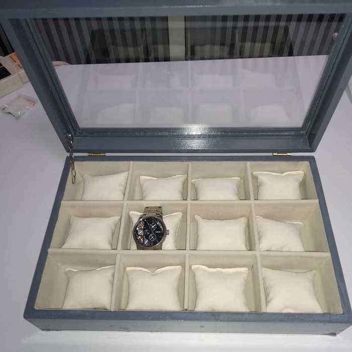 Cajas para Relojes Personalizadas