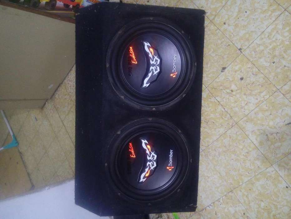 Subwoofer bomber bicho papao 15 650rms