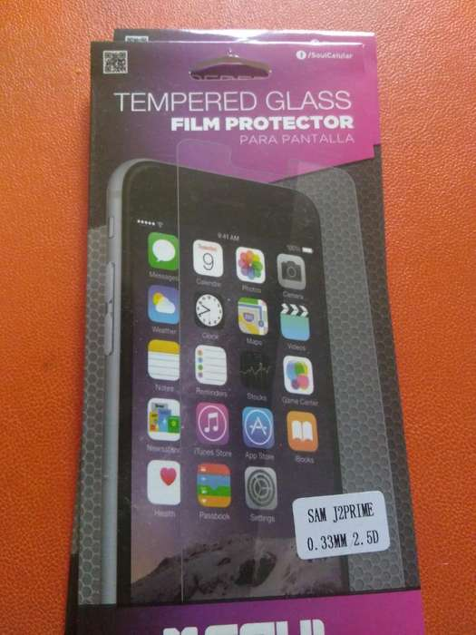 Glass Vidrio Templado Samsung J2 Prime
