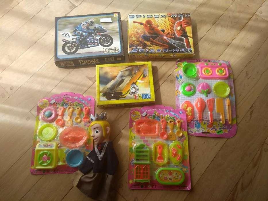 Vendo <strong>juguetes</strong>