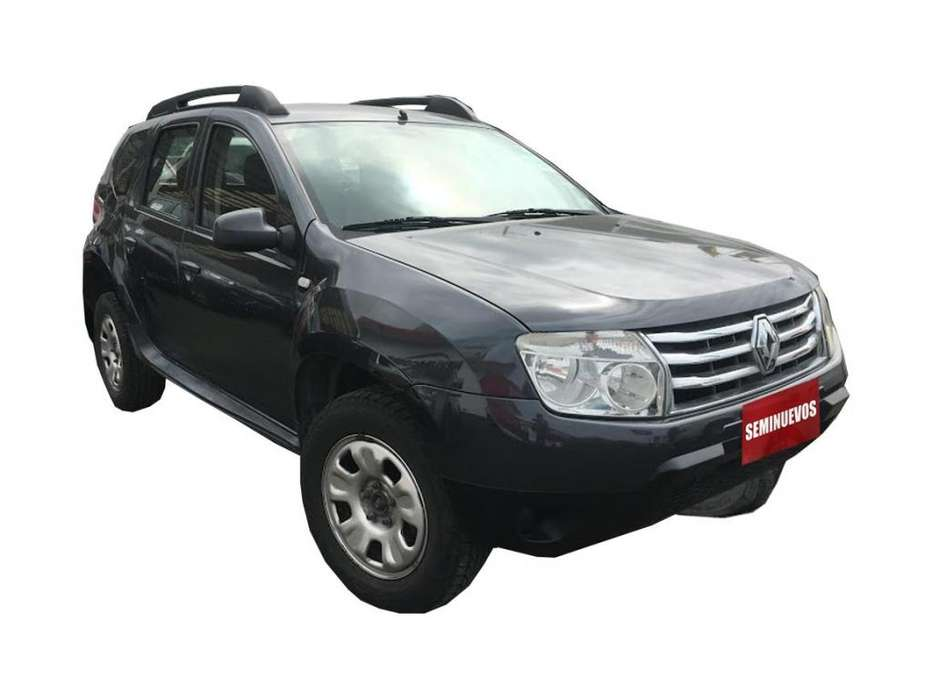 Renault Duster 2013 - 117284 km