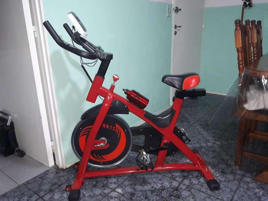 Vendo Bicicleta Fija Semi Nueva