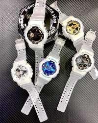 Reloj Casio G Shock Trasparente Sumergib