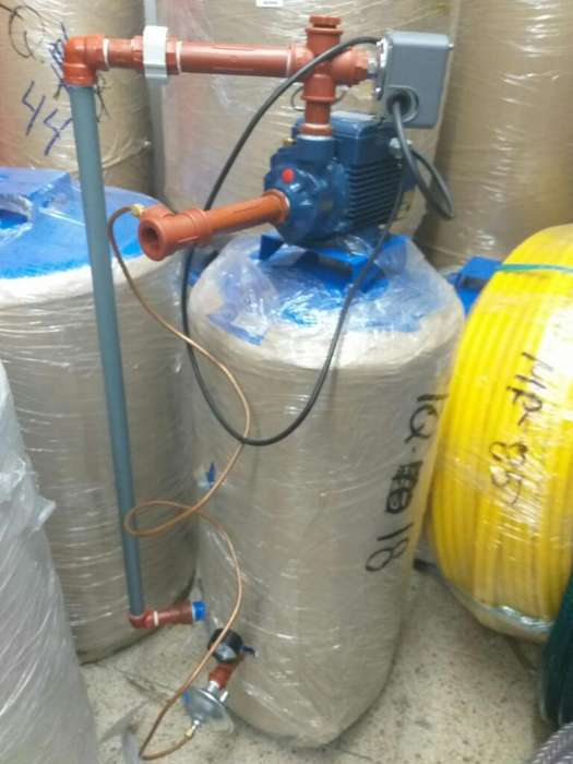 Kit Tanque Preaion 30gl Y Bomba 1/2hp