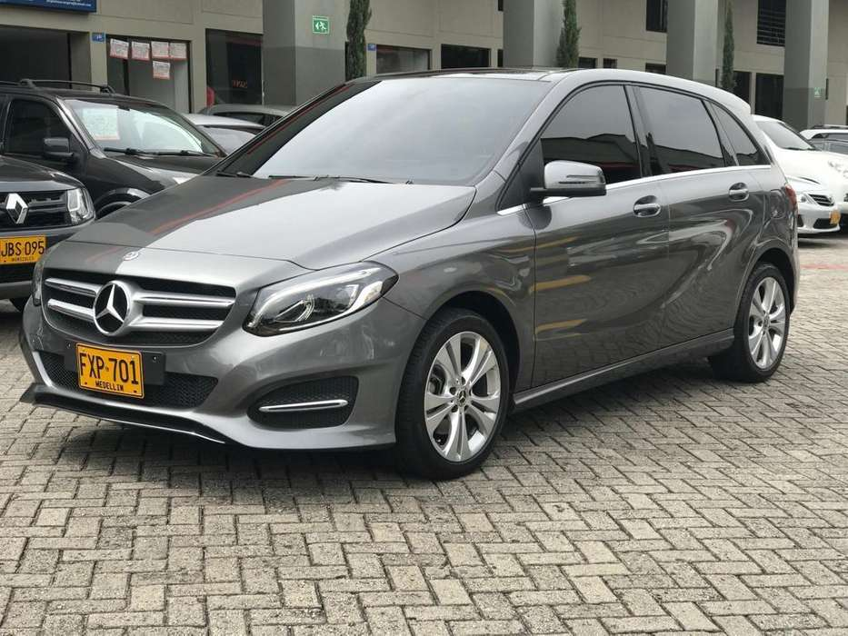 <strong>mercedes</strong>-Benz Clase B 2019 - 5000 km