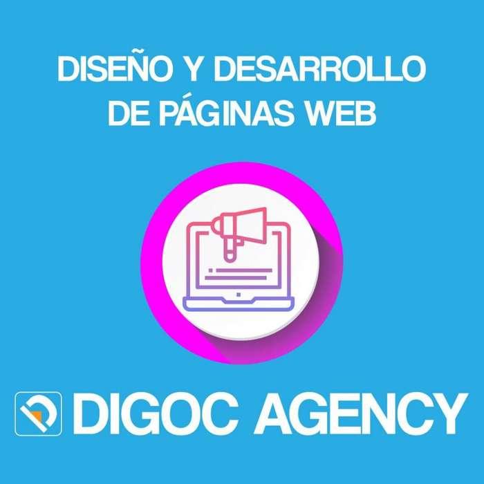 PÁGINAS WEB CARTAGENA SERVICIOS DIGITALES PUBLICIDAD IMPRESIONES TARJETAS DE PRESENTACIÓN