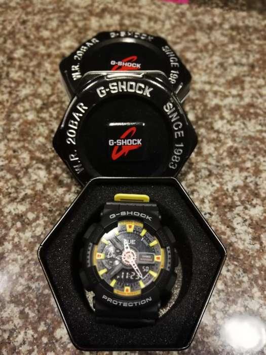 Reloj Casio Gshock Military Ga110