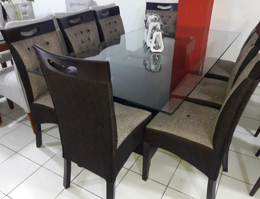 Comedores de 8 Sillas en Oferta Nuevo - Lima