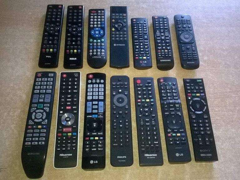 Controles para Tv Led O Universal