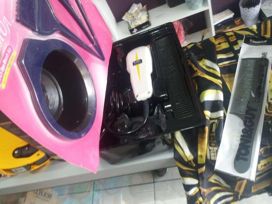 Kits Completos de Barberia