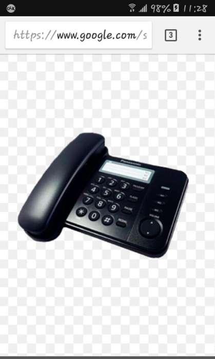 Telefono <strong>panasonic</strong> Kxts520lx