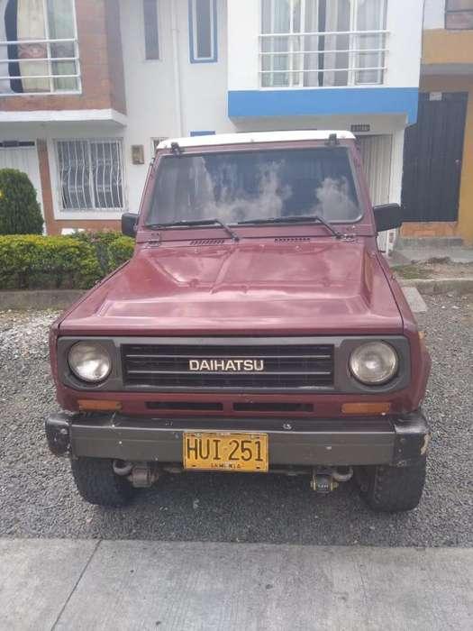 <strong>daihatsu</strong> Rocky 1986 - 440000 km