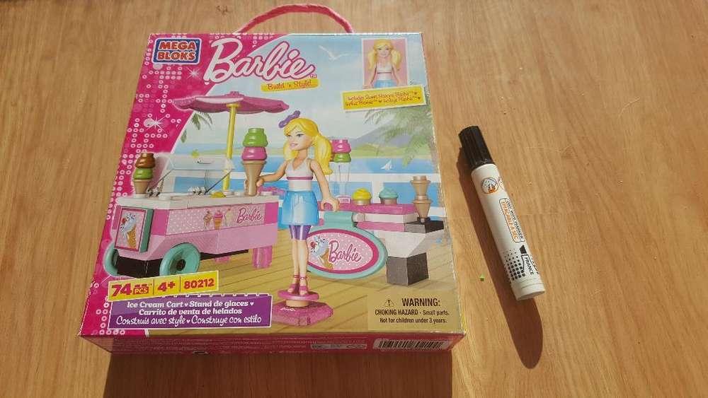 Lego Barbie - Construye con Estilo