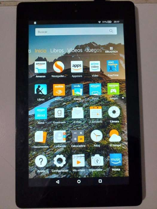 Remato Tablet Marca Amazon