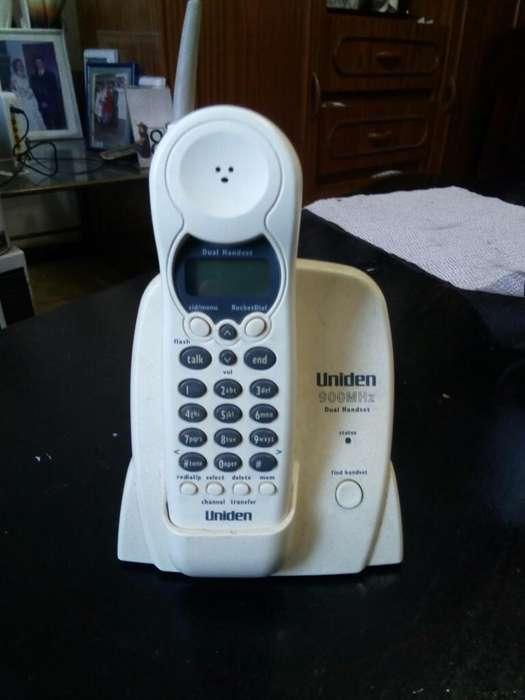 Telefono Inalambrico. Uniden