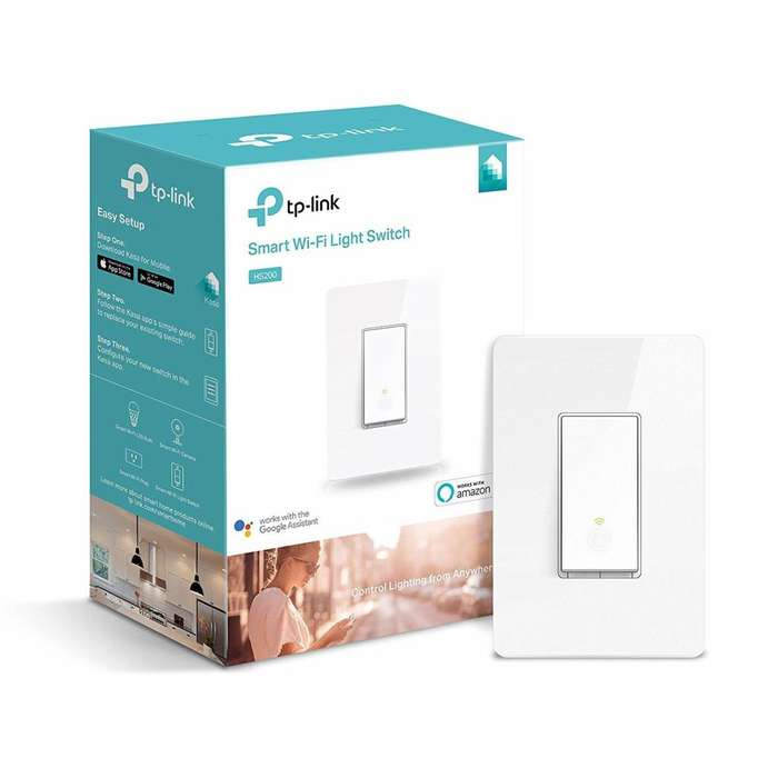 Interruptor Wifi Inteligente Tplink Hs200entrega Inmediata