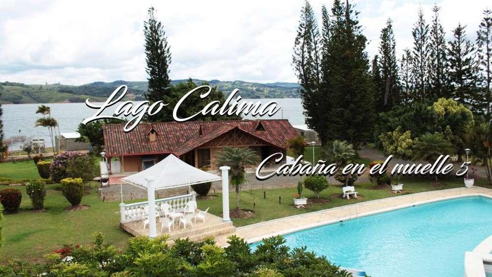 Alojate en el Lago Calima