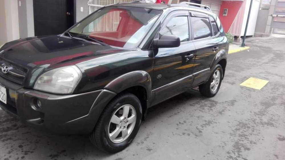 Hyundai Tucson 2008 - 153000 km