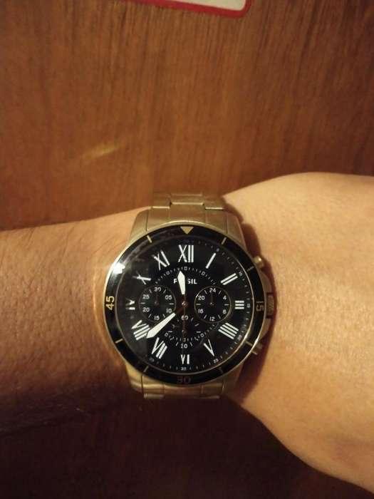 Vendo Reloj Fossil Original