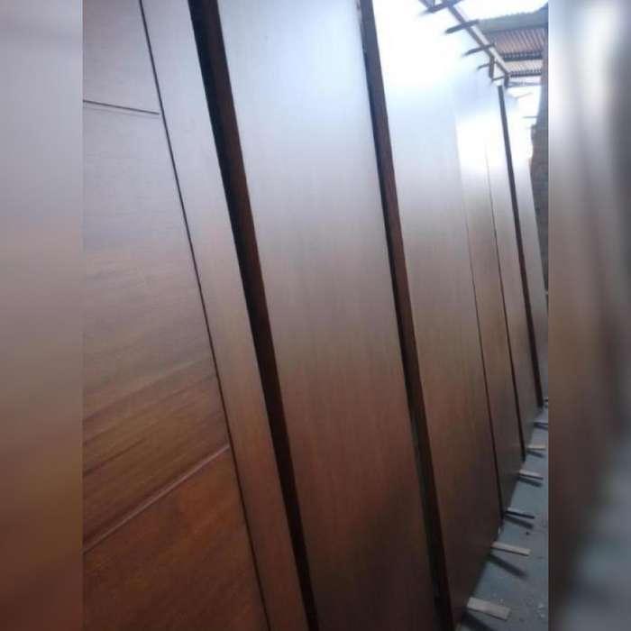 Fabricacion de Muebles, Puertas