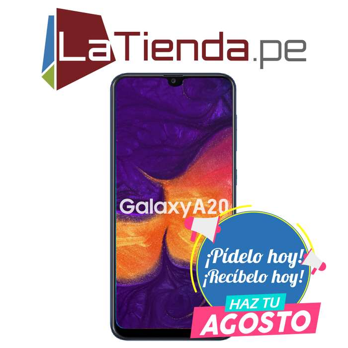 Samsung Galaxy A20 - procesador octacore
