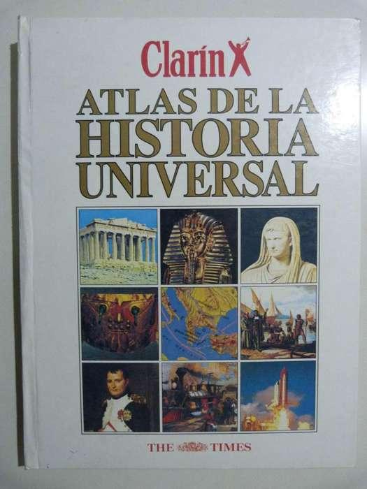 Atlas De La Historia Universal, Clarín 1994
