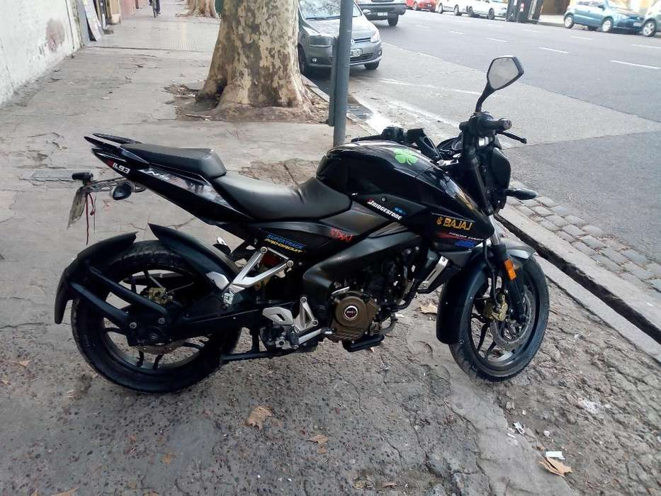 Rouser Ns00 Vendo Permuto X Moto O Auto