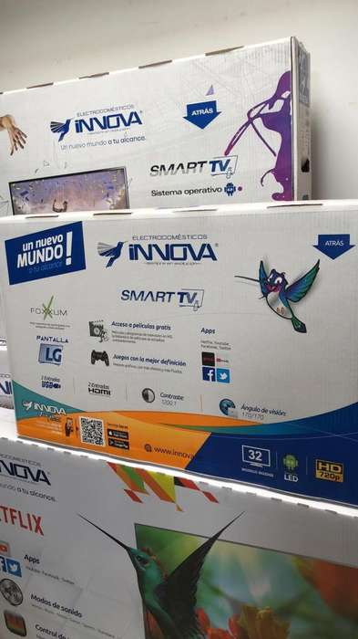 Android Tv Innova 32Plgs