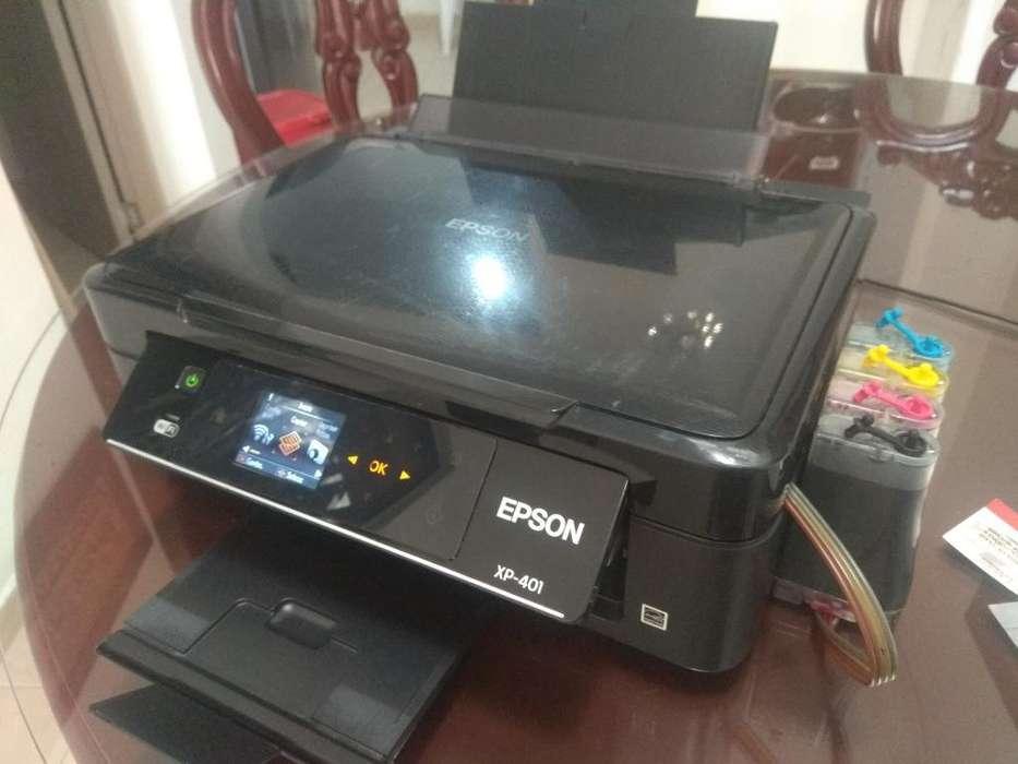 Epson Xp 401wifi Tinta Continua