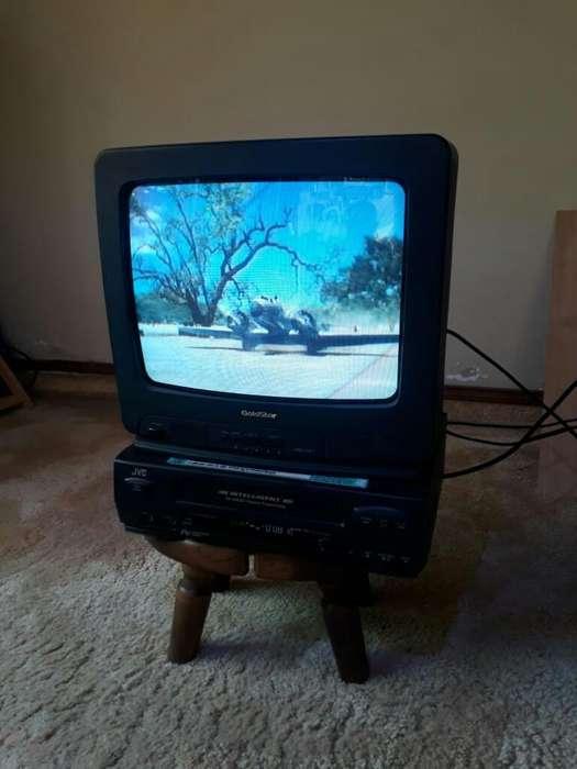 Gangaso Buen Estado Vhs Panasonic Tv Gs