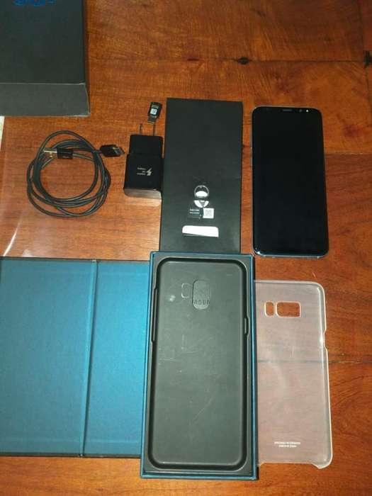 Vendo S8 Plus Igual a Nuevo