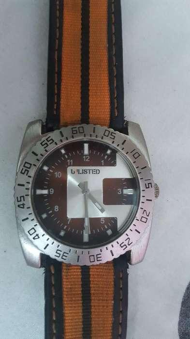 Reloj Unilisted