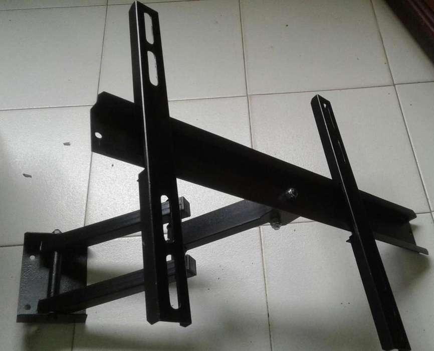 soporte tv 32 a 64 pulgadas brazo instalacion base