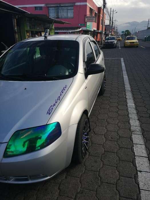Chevrolet Aveo 2007 - 19889 km
