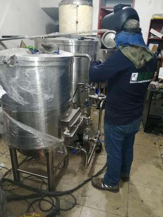 Planta Cerveza Artezanal