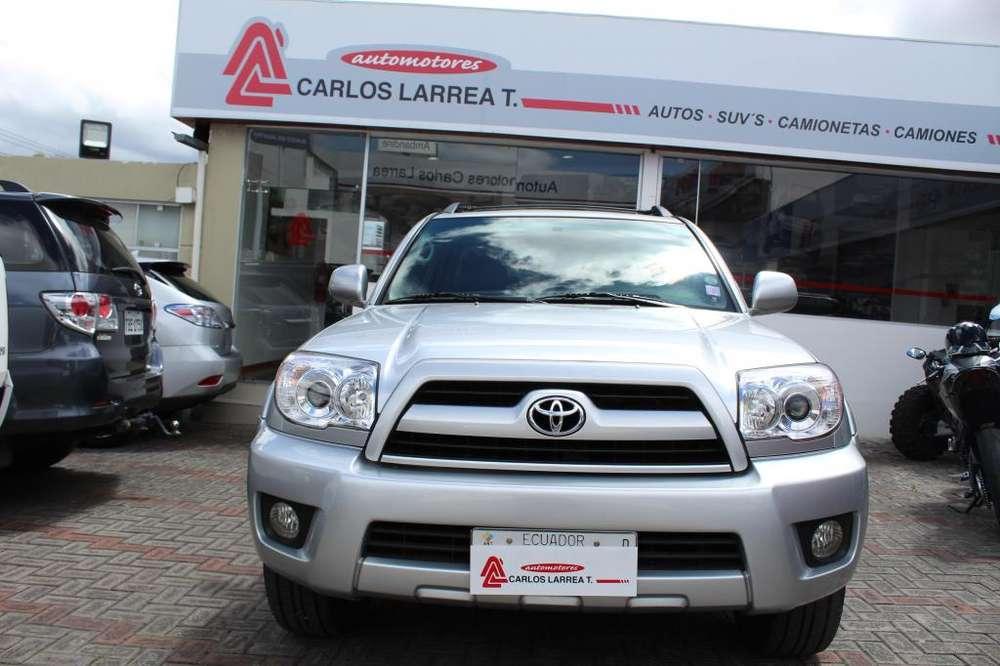 Toyota 4Runner 2006 - 124000 km