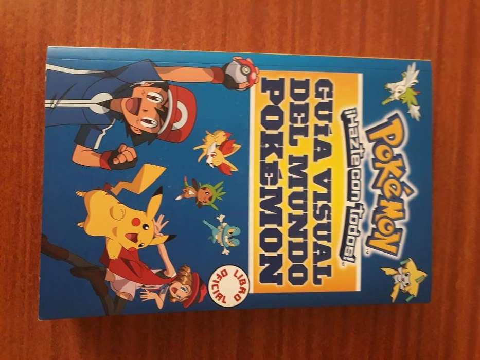 Libro: Guia Visual Deo Mundo Pokemon
