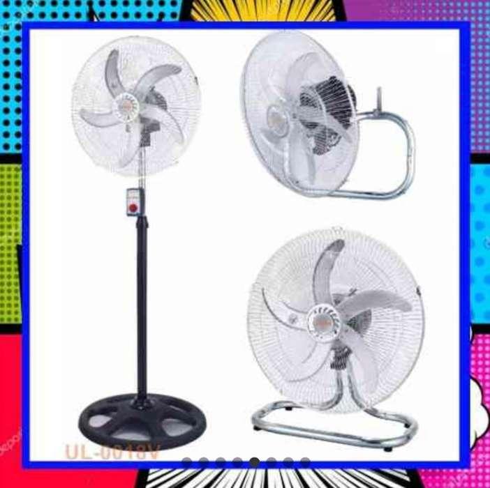 Ventilador Muy Potentes 3en1 Modelo 2019