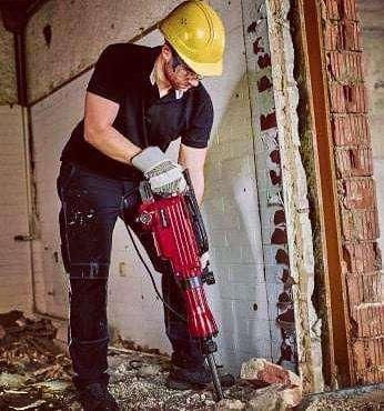 alquiler de martillos demoledores