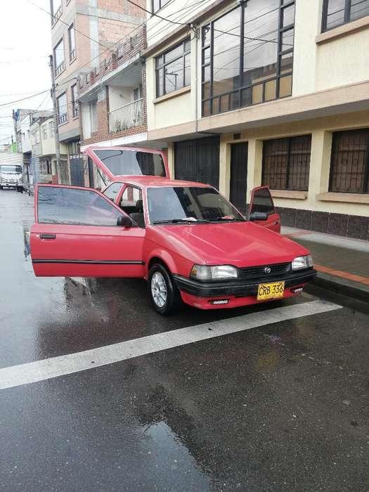 Mazda 323 1990 - 138 km