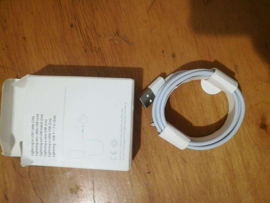 Cable Original Apple (2 Metros)