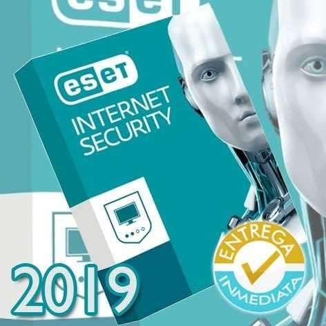 Vendo Antivirus ESET NOD32 Internet Security12 2019