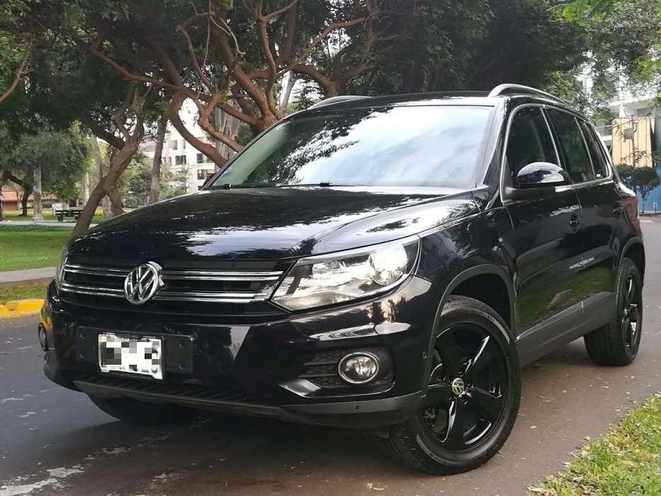 Volkswagen Tiguan 2014 - 60000 km