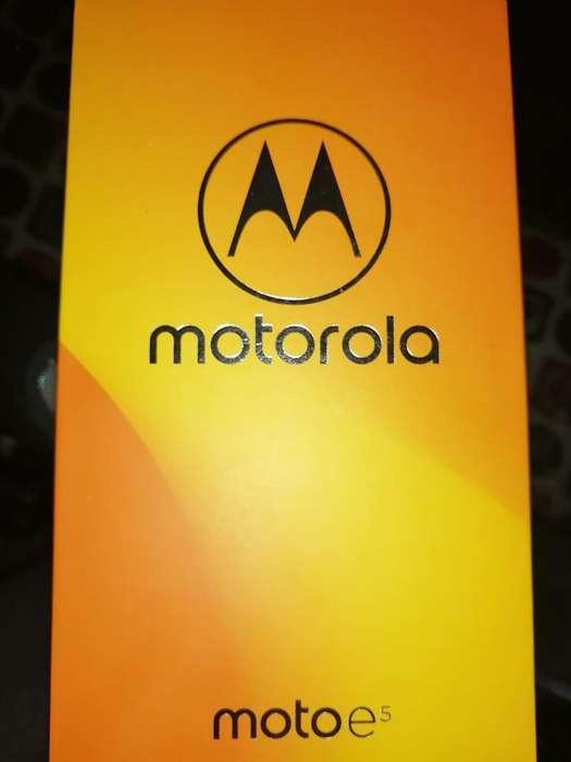 Motorola E5 Nuevo