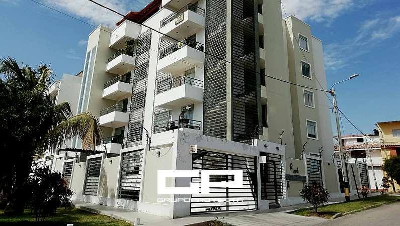 Departamento AMOBLADO en ALQUILER, 3 Dormitorios, Urb. La Laguna del Chipe, Piura