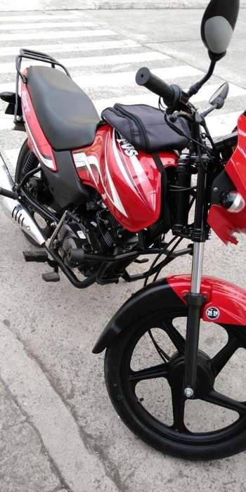 Vendo Moto Tvs 100