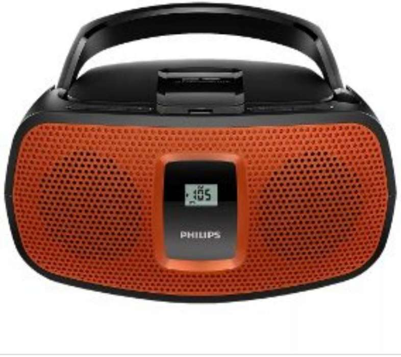 Reproductor Cd Philips Az391 Usb