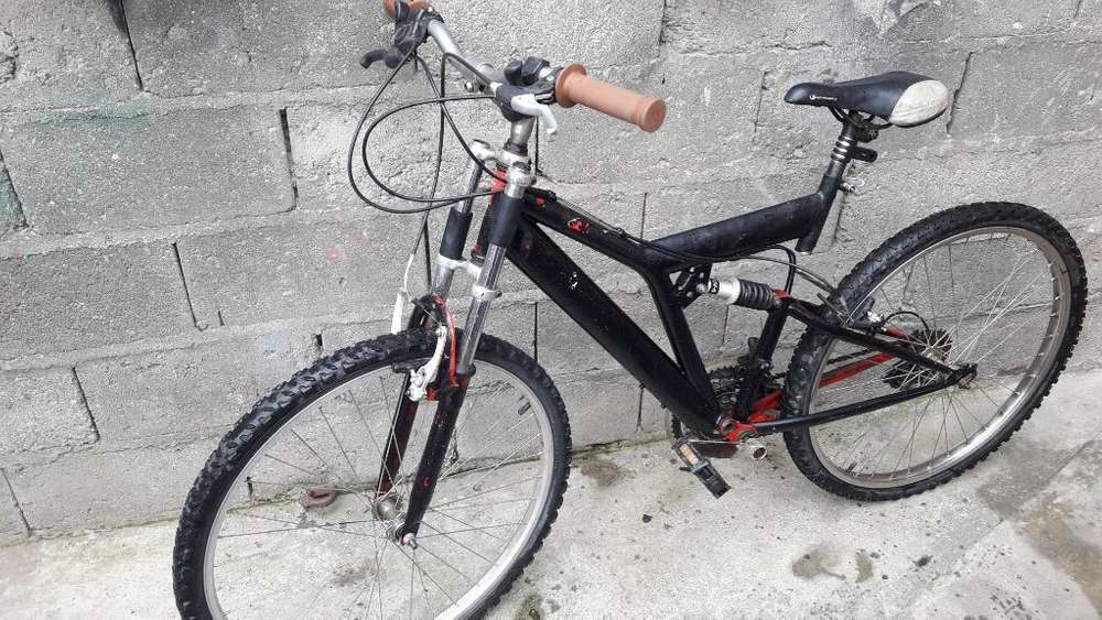 Vendo Bici R26