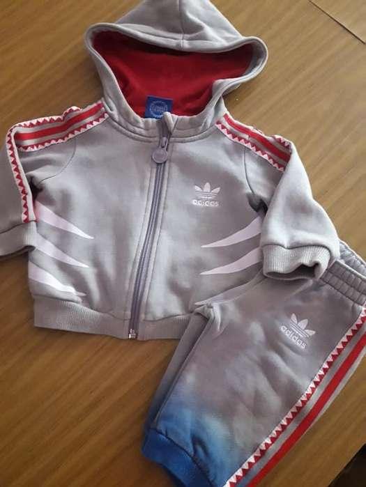 Conjunto Adidas original de Bebe