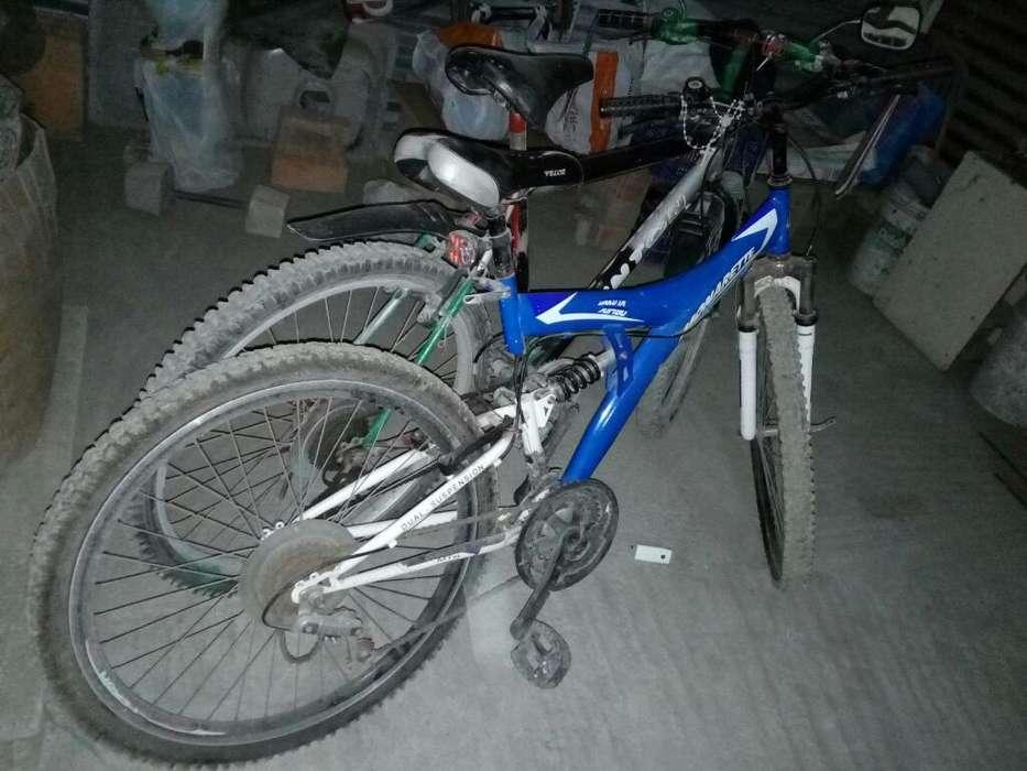 2 Bicicletas Aro 26 en Remate